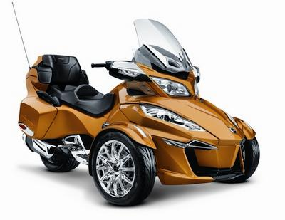 родстер Can-Am Spyder RT LTD