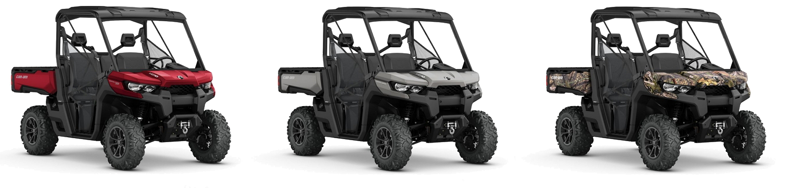 Can-Am Traxter XT