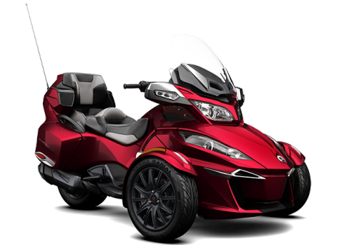 трайк Spyder RT-S Red Pearl