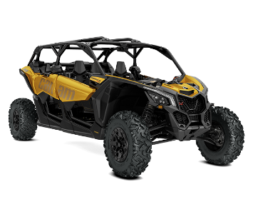 Can-Am Maverick X3 MAX X™ ds Turbo R