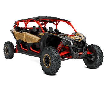 Can-Am Maverick X3 MAX X™ rs Turbo R