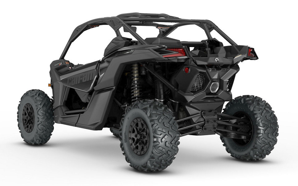 SSV Can-Am Maverick X3