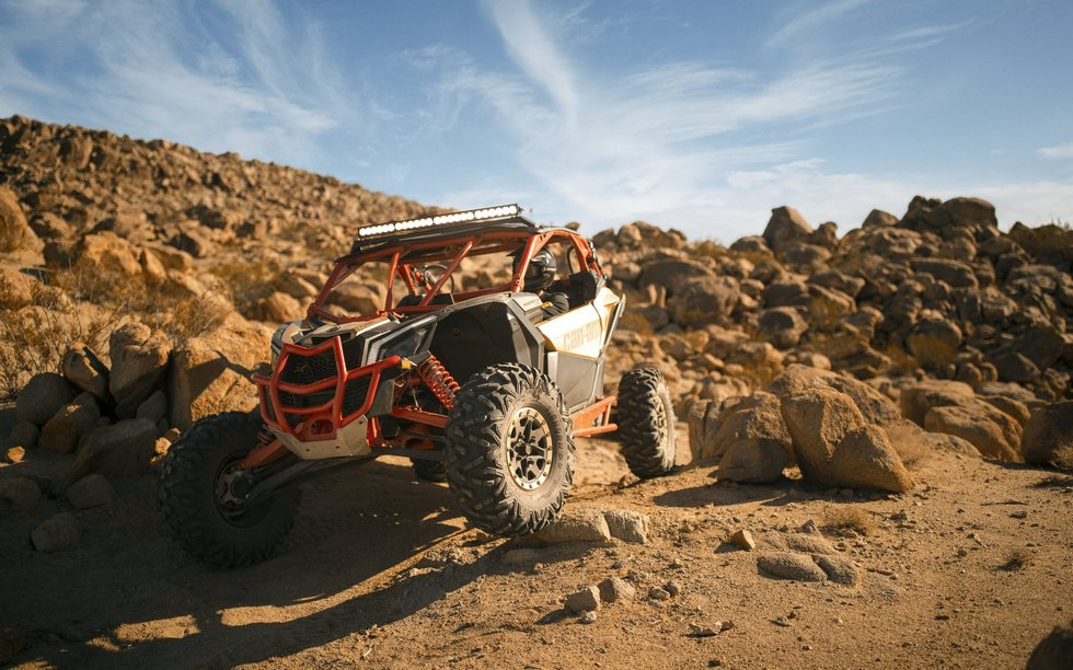 ssv Can-Am Maverick X3 rs