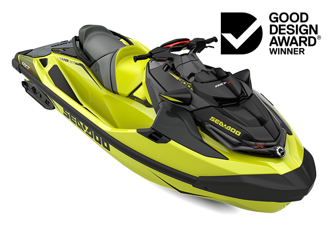 гидроцикл RXT-X300 Neon Yellow Lava Grey (серо-желтый)