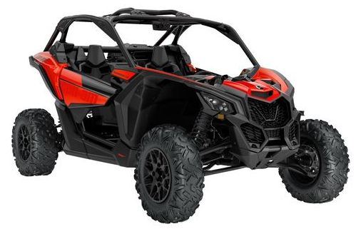 90-сильний can-am maverick x3 900 ho
