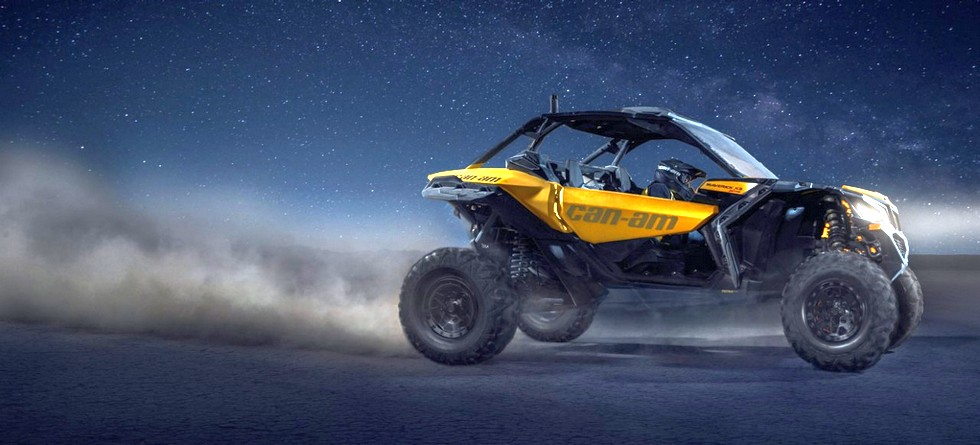 характер Maverick X3 X DS