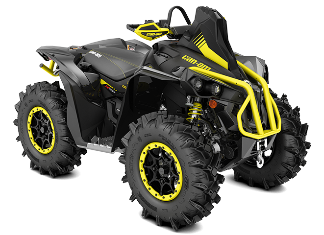 квадроцикл can-am renegade x-mr