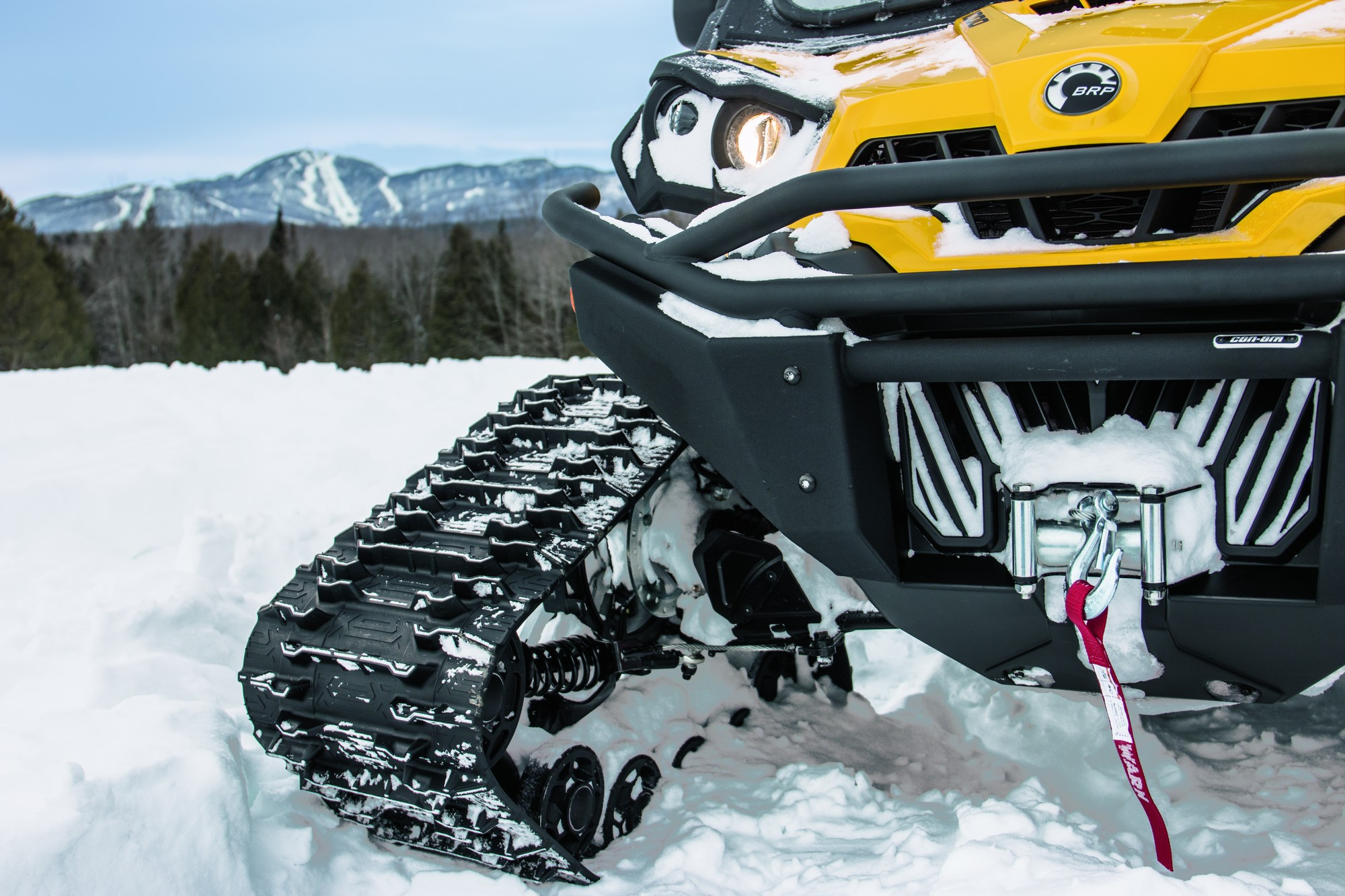 гусеницы APACHE для Can-Am Outlander L 2015